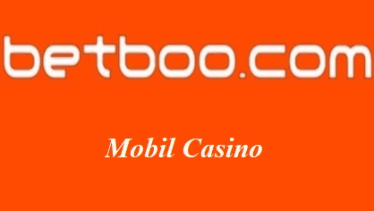 Betboo Mobil Casino