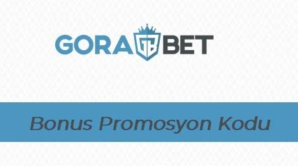 Gorabet Bonus Promosyon Kodu