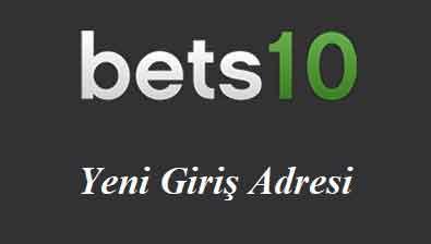 Bets10 Yeni Giriş